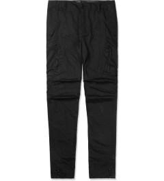 maharishi Black Long Skinny MA Cargo Pants Picture