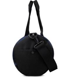 Stussy Blue Stussy x Herschel Supply Co. World Tour Small Duffle Bag Model Picutre