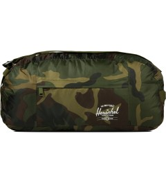 Herschel Supply Co. Woodland Camo Packable Journey Bag Picutre