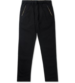 Grand Scheme Black Slouch Chino Pant Picture