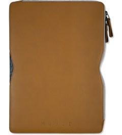 "MUJJO Tan 15"" Macbook Pro Retina Sleeve Picture"