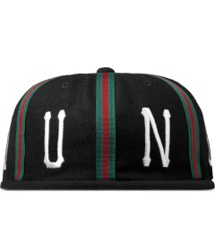 Undefeated Black Panel Cap Picture