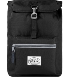 Poler Black Field Pack Backpack Picutre