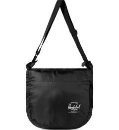 Herschel Supply Co. Black Packable Messenger Bag Picture