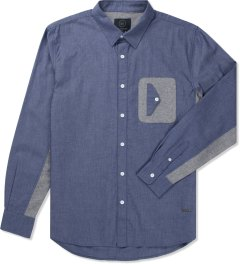 Ucon Blue Dennis Shirt Picture
