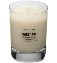 Baxter of California Sweet Ash Flammable Soy Wax Scented Candle Model Picture