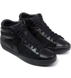 Puma MCQ x PUMA Black Climb Mid Model Picture
