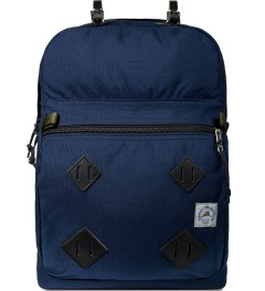 Epperson Mountaineering Midnight Blue Daypack w/ Leather Patch Picutre
