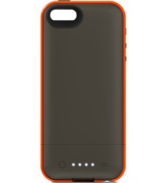 mophie Olive/Orange Juice Pack Plus Outdoor for iPhone 5/5S Picture