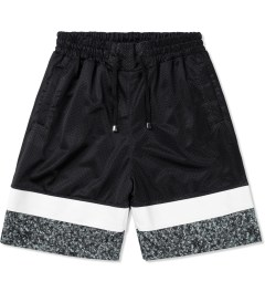 clothsurgeon Black/White Garrincha FC002 Shorts Picture