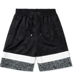 clothsurgeon Black/White Garrincha FC002 Shorts Picutre