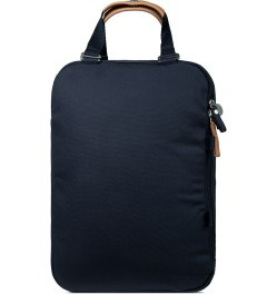 QWSTION Organic Navy Daypack Picture