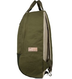 Buddy Olive Ear Tote Backpack Model Picture