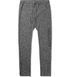Undefeated Heather Grey Technical Running Pants II Picutre
