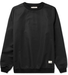 Libertine-Libertine Black on Black VS Mogwai Crewneck Sweater Picutre