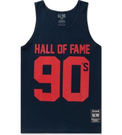 Hall of Fame Navy 90's Tank Top Picture