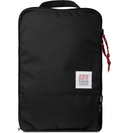 TOPO DESIGNS Black Pack Bag Picture