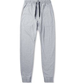 ZANEROBE Light Grey Marle Slapshot Pants Picutre