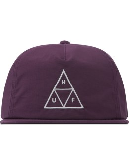 HUF Wine Triple Triangle Snapback  Picture