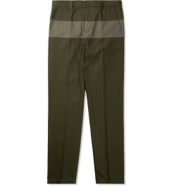 BWGH Olive Khaki Byron Pant Picture