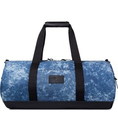 SATURDAYS Surf NYC Steel Blue Mineral Print Ruba Duffle Bag Picture