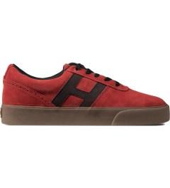 HUF Vermilion/Black Choice Low-Top Shoes Picture