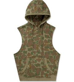 UNYFORME Camo Hudson S/L Hoodie Picture