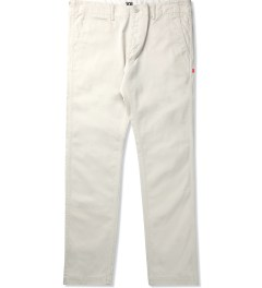 "Bedwin & The Heartbreakers Ivory 10L Military ""Joe"" Faded Pants Picture"