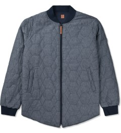 UNYFORME Navy Striker Shaket Jacket Picture