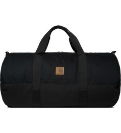 Carhartt WORK IN PROGRESS Black/Black Adams Duffle Bag Picutre