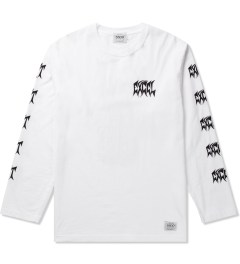 FUCT SSDD White FUCT SSDD X EXCEL L/S T-Shirt Picutre