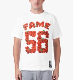 Hall of Fame White Rose Bowl T-Shirt Model Picture