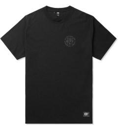 ICNY Black Running Club 3M Reflective Dri-Balance T-Shirt Picutre