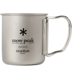 snow peak Titanium 300ml Single Wall Cup Picture