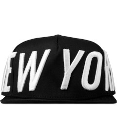 Stampd Black Big NY Snapback Cap Picture