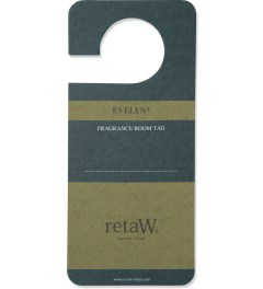 retaW Evelyn Fragrance Room Tag Picture