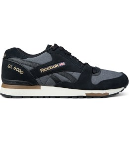 Reebok Black M48752 GL 6000 CH Shoes Picture