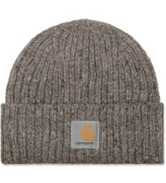 Carhartt WORK IN PROGRESS Alto Heather Anglistic Beanie Picutre