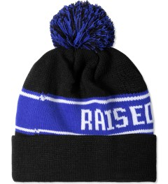 Raised by Wolves Black Bruno Toque Beanie Picture