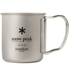 snow peak Titanium 450ml Single Wall Cup Picture