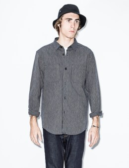 A.P.C. Marine Scout Shirt Picture