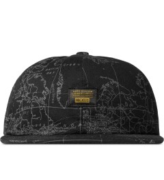 10.Deep Black Local Native Camp Cap Picture