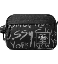 Stussy Black Print Stussy x Herschel Supply Co. Cities Chapter Bag Picture