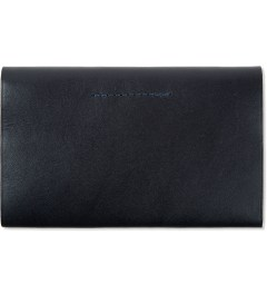 POSTALCO Navy Blue Card Holder Picutre