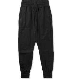 Thing Thing Black Ronin Trackie Mesh Pants Picture