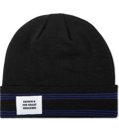 Bedwin & The Heartbreakers Black Robert Watch Beanie Picture