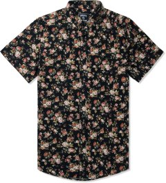 Grand Scheme Black Edinburgh S/S Shirt Picutre