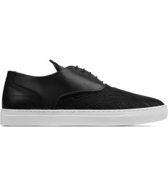 Filling Pieces TSA Woven Black New Era Sneakers Picutre