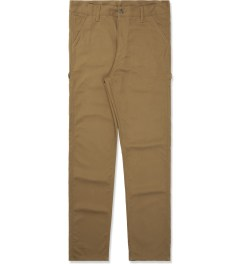 Carhartt WORK IN PROGRESS Hamilton Brown Single Knee Pants II Picutre