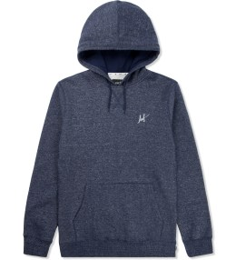HUF Navy Heather HUF Cadet 2.0 Pullover Hoodie Picture